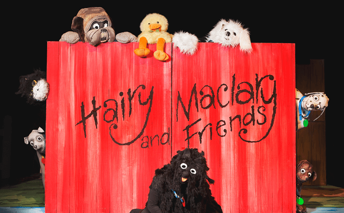 Kidsfest 2018 Hairy Maclary