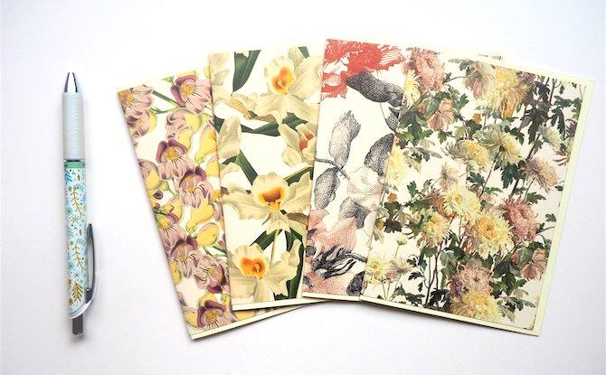 Hanakrafts cards