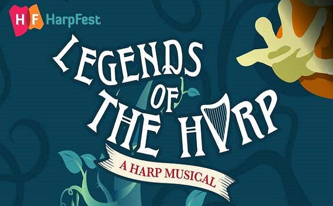 Harpfest VI: Legends of the Harp - Harp Musical