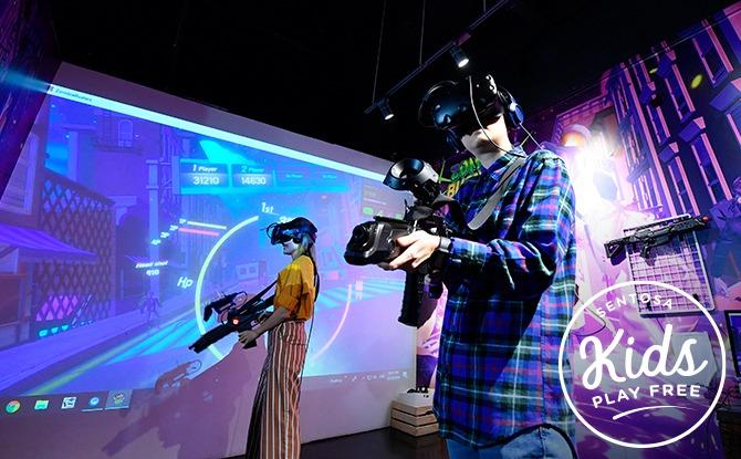 Headrock VR Adventure 5