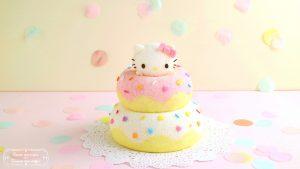Hello Kitty Donut Tower