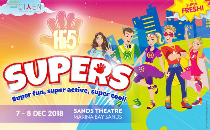 Hi-5 Supers
