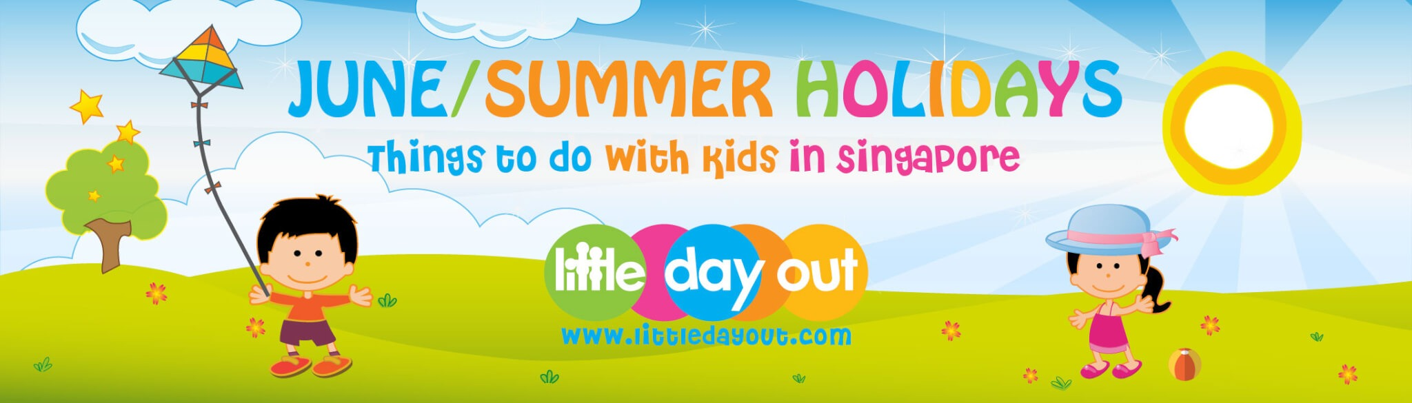 June school holidays for kids