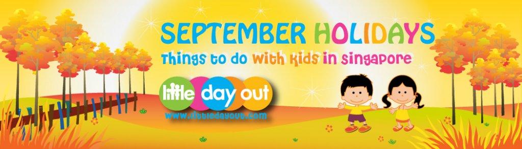 September School Holidays Banner