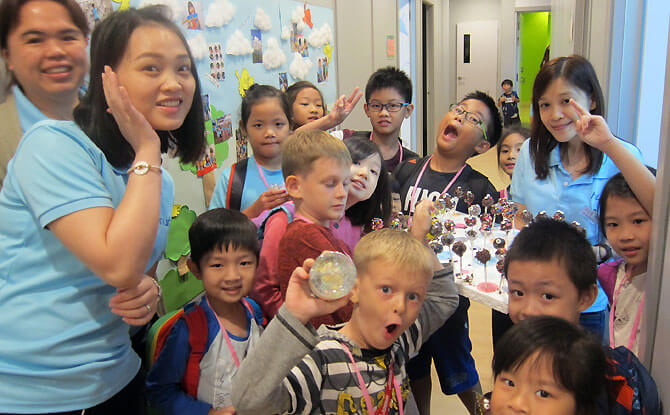 Grow Your Child's Love For The Chinese Language At Hua Language Centre