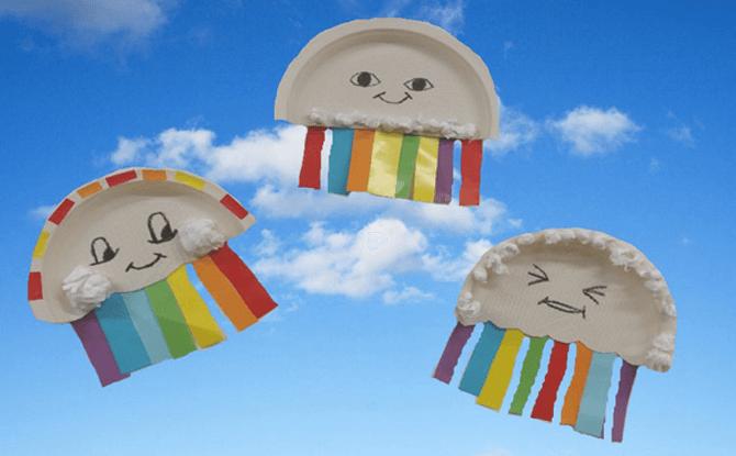 Holiday Fun: Rainbows