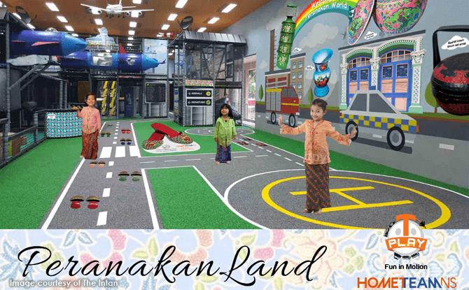 Peranakan Land @ T-Play
