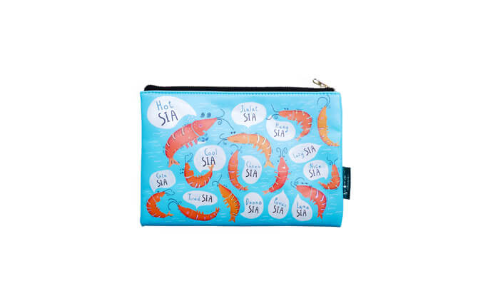 Hot Sia Pouch $14.90, from shop.wheniwasfour.com