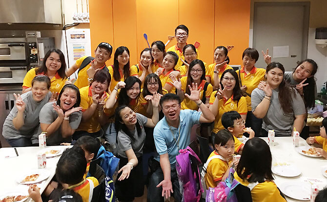 Hua Language Centre's Lively and Dedicated Teachers