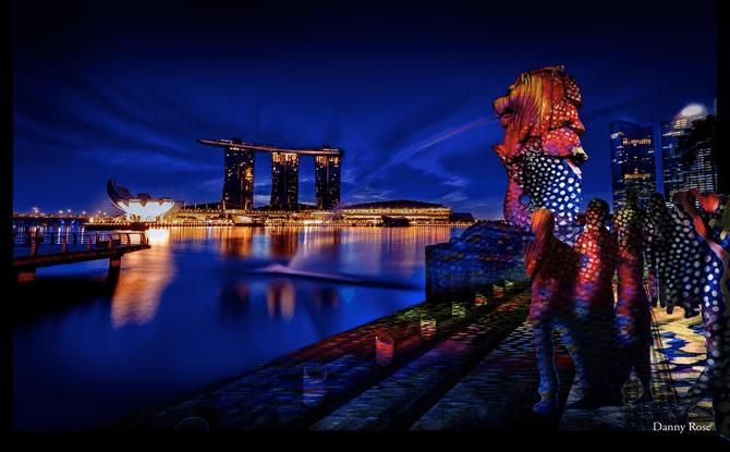 I Light Marina Bay 2017