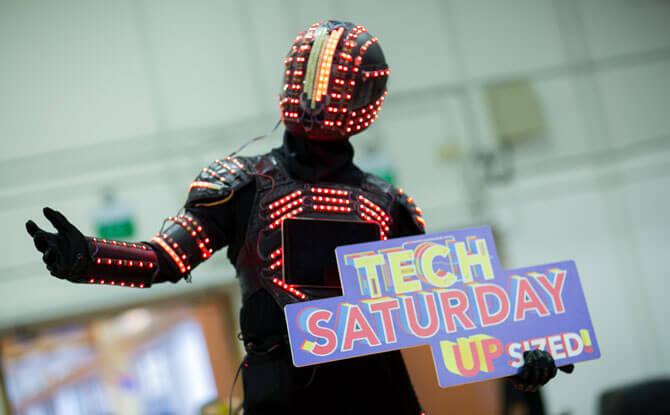 IMDA Tech Sat mascot 1