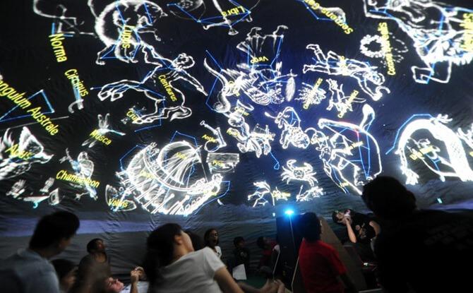 IPOY Planetarium