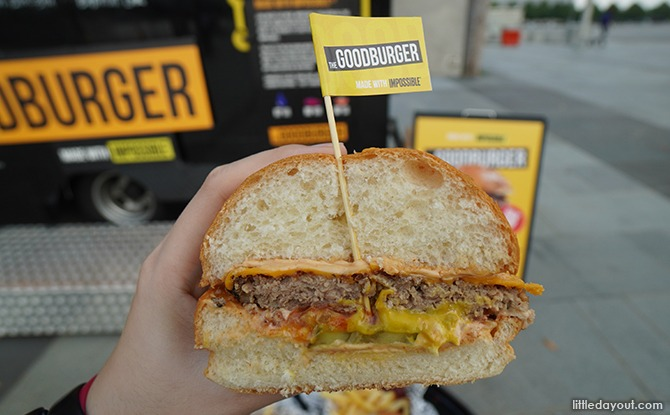 The Classic - The Goodburger Singapore