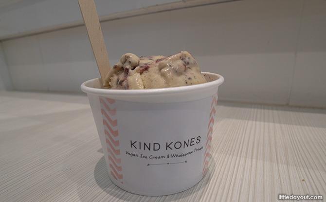 Kind Kones Vegan Ice Cream