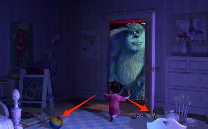 Monsters Inc x Toys Story 2