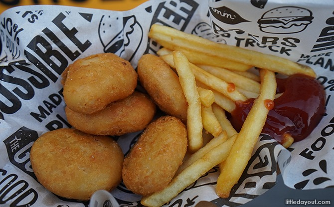 Plant-Based Nuggets - The Goodburger