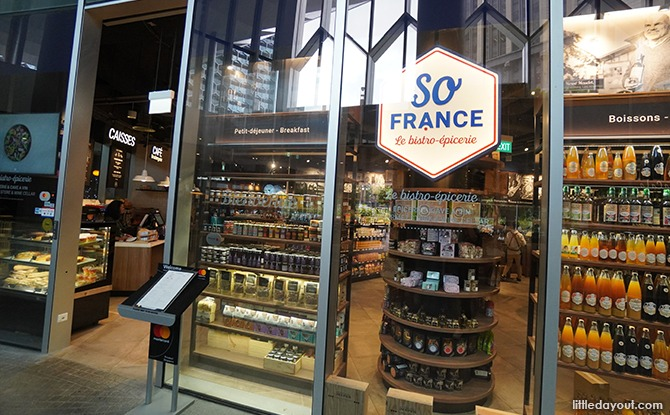 A Taste of France in Singapore