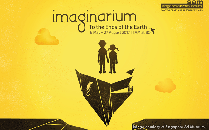 Imaginarium: To the Ends of the Earth
