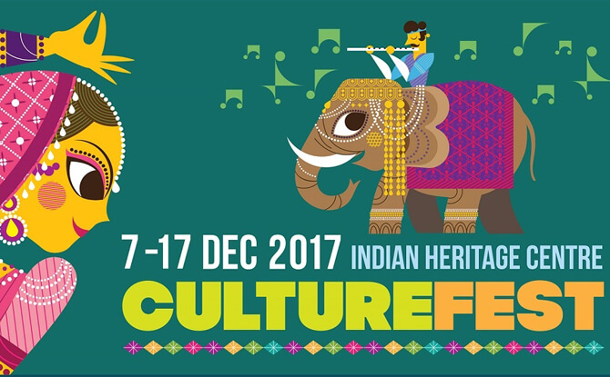 Indian Heritage Centre CultureFest 2017