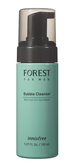 Innisfree Forest For Men Bubble Cleanser