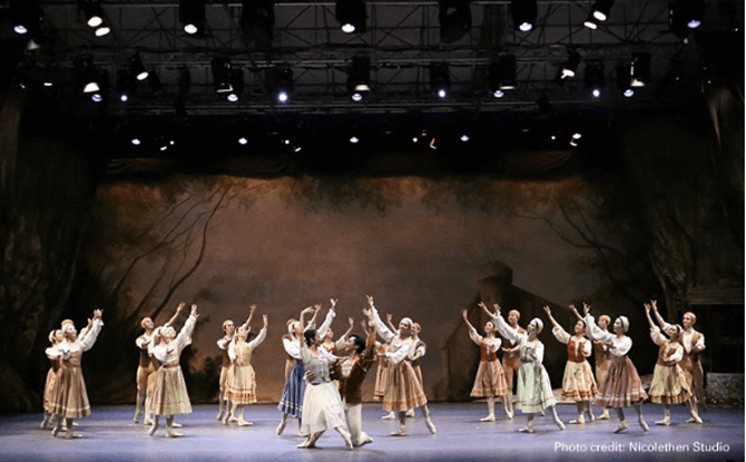 Intro to Giselle 1