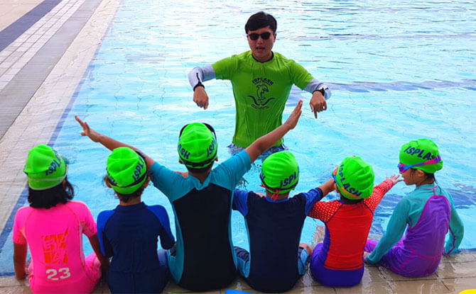 Isplash Swim School