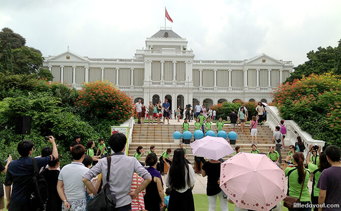 Istana Open House