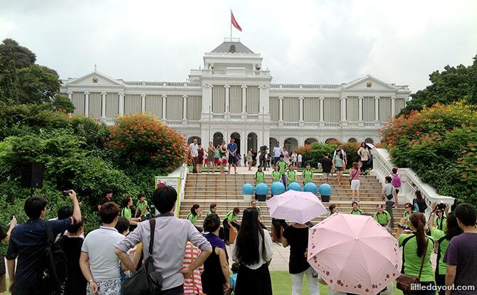 Istana Open House 2020