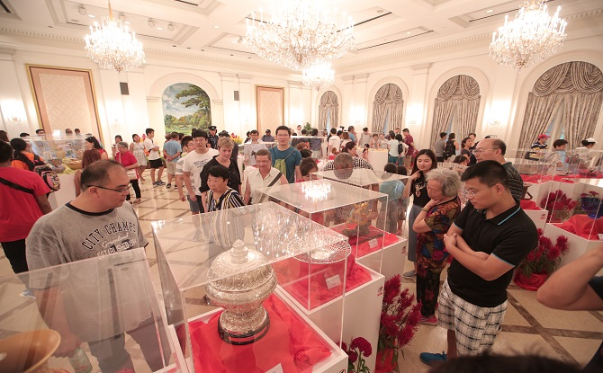 A Visit To The Istana Main Building