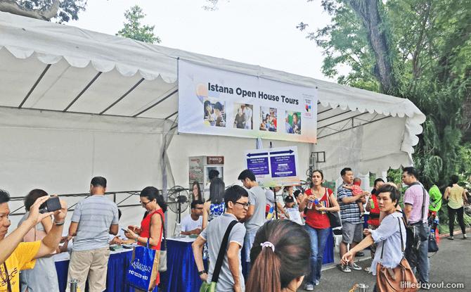 Istana Open House