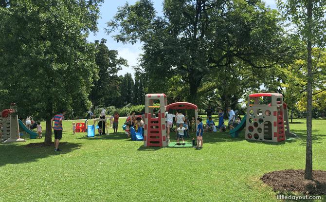 Istana playground