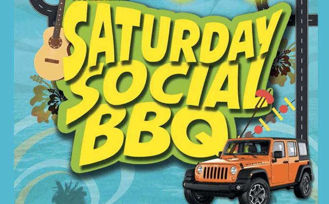 Saturday Social BBQ Jeep Edition