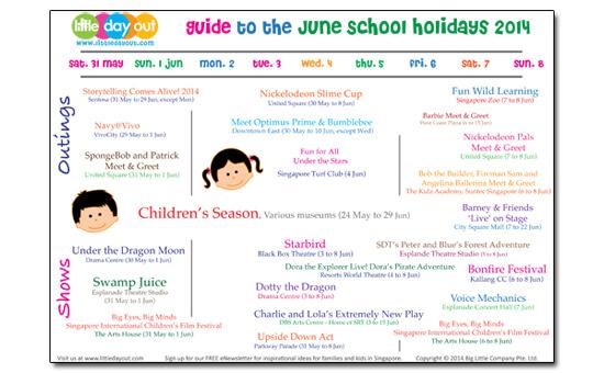June Guide