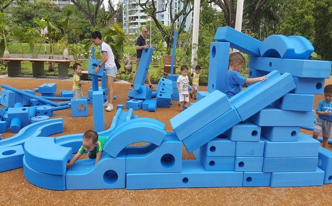 Jurong Lake Gardens - Ant Play 8 Feb 2020