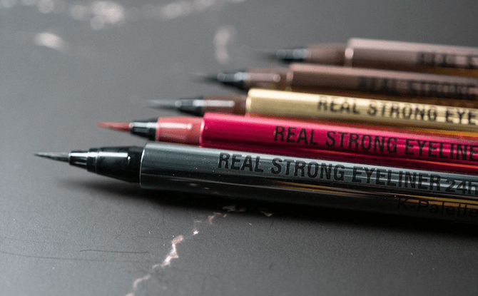 K Palette 1 Day Tattoo Real Strong 24H Eyeliner