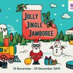 It's A Jolly Jingle Jamboree At Sembawang Shopping Centre With A Carnival, Cute Christmas Crafts, Santa Appearances & More