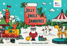 It's A Jolly Jingle Jamboree At Sembawang Shopping Centre With A Carnival, Cute Christmas Crafts, Santa Appearances & More
