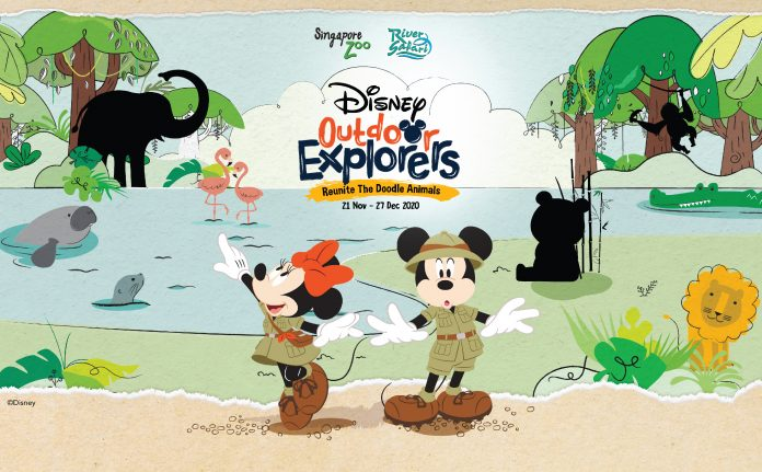 Disney Outdoor Explorers