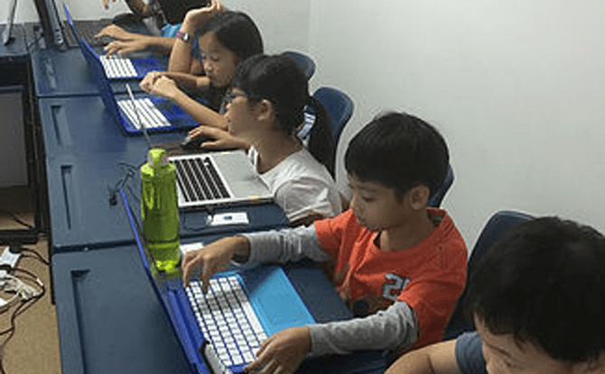 Kaesac coding games workshop