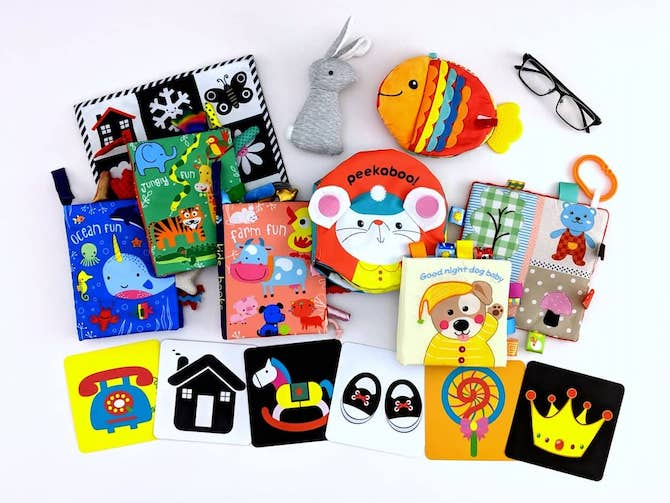 Kaiby Baby Box The Brainy Set