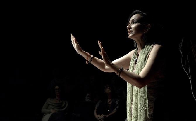 Kamini Ramachandran Stories In Art 1