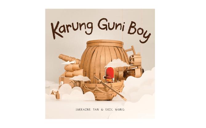 Karung Guni Boy book