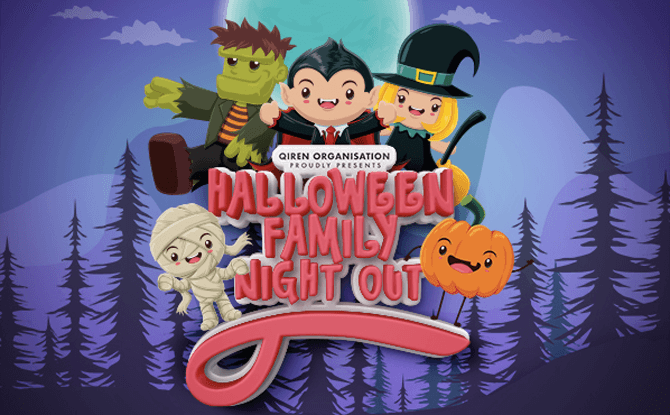 KidZania Halloween