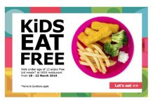 Kids Eat Free At IKEA From 18 to 22 March 2019!