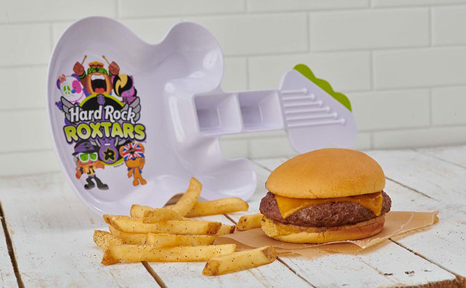 Hard Rock Café's Lets Kids Eat Free This September Holiday And Weekend
