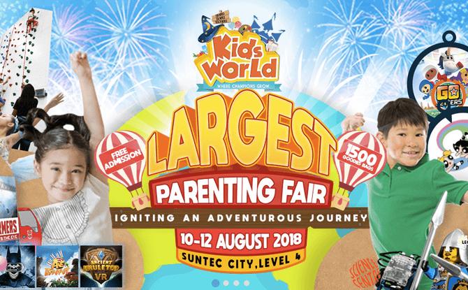 Kids World Largest Parenting Fair