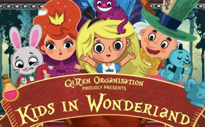 Kids in Wonderland