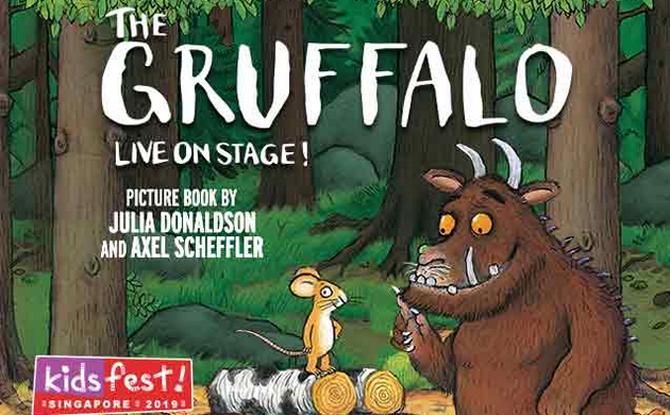 KidsFest 2019 The Gruffalo 1