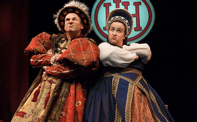 Horrible Histories Live on Stage!: The Best of Barmy Britain