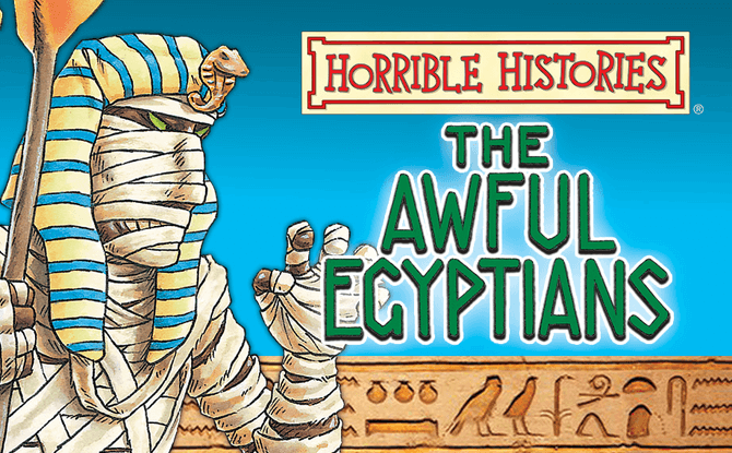 Horrible Histories Live on Stage!: Awful Egyptians